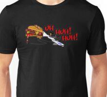 KING FU - An Elvis Partial Art (Black Tee) Unisex T-Shirt