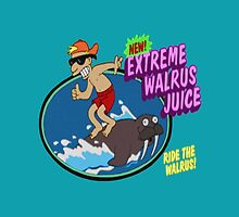 Ride the walrus by Wollace