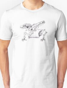 robot pet T-Shirt