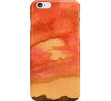 Desert at Sunset iPhone Case/Skin