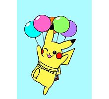 Pikachu Used Fly! Photographic Print