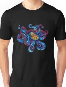 Swirly Octopus T-Shirt