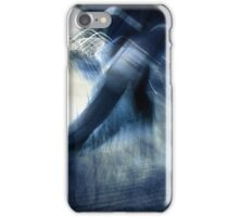 blue rush hour melodrama iPhone Case/Skin