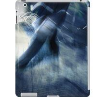 blue rush hour melodrama iPad Case/Skin
