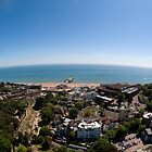 Bournemouth from above by bubblebat