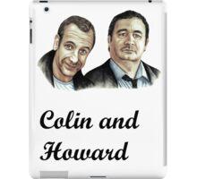 Colin and Howard iPad Case/Skin