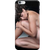 Erotic art hot sex girl  iPhone Case/Skin