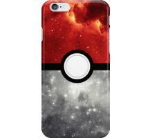 Pokéball Galaxy iPhone Case/Skin