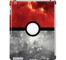 Pokéball Galaxy iPad Case/Skin