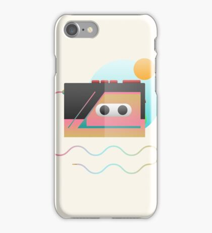 Summer Rhythm iPhone Case/Skin