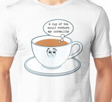 Restore my normality Unisex T-Shirt