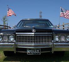1972 Cadillac Fleetwood by David Brooks