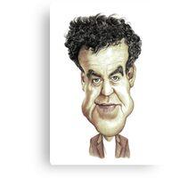 Jeremy Clarkson Canvas Print