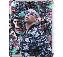 """""""I am a deeply superficial person""""- Andy Warhol iPad Case/Skin"""