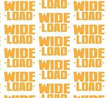 WIDE LOAD by jazzydevil