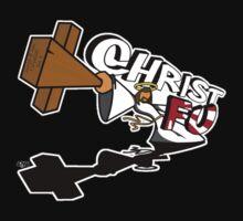 Christ Fu - Love Thy Unconcious Enemy (original) by jayveezed