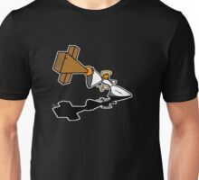 Love Thy Unconcious Enemy (no wording) Unisex T-Shirt