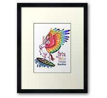 Orla Centaur  Framed Print