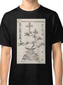 Shofu Enshuryu ikebana hamana no umi Flower Arrangement Toto Shoshi V2 1835 0033 Classic T-Shirt