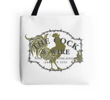 The Cock and Wire zombie pub Tote Bag