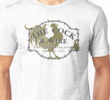 The Cock and Wire zombie pub Unisex T-Shirt