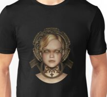 Steampunk female machine Unisex T-Shirt