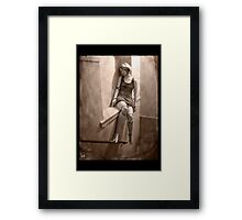Gothic Photography Series 071 Framed Print