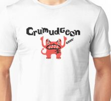 Curmudgeon on light T-Shirt