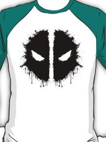 Deadpool Rorschach 2 T-Shirt