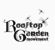 Rooftop Garden Movement by Zehda