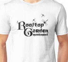 Rooftop Garden Movement Unisex T-Shirt