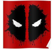 Deadpool Rorschach 2 Poster
