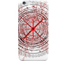 The scorpions and the spider iPhone Case/Skin