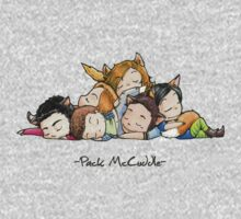 Pack McCuddle - Teen Wolf Baby Tee