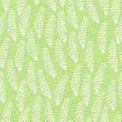 Fern, Spring Green by ThistleandFox