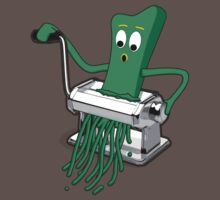Gumby Pasta by Paul Baka