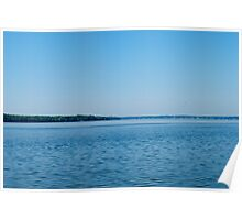 Mount Vernon's Water View Poster