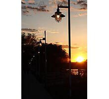 Lighting Photographic Print