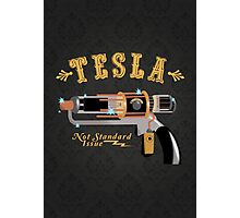 The Tesla - Not Standard Issue Photographic Print