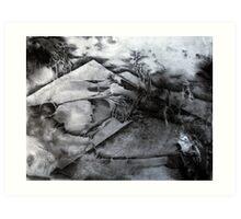 Building a Landscape Art Print
