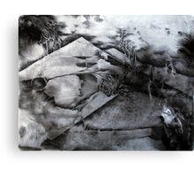 Building a Landscape Canvas Print