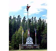 Acadian Village,Entrance Photographic Print