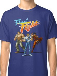 FINAL FIGHT CD Classic T-Shirt