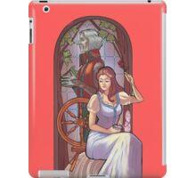 Rumpel and belle iPad Case/Skin