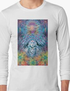 Psychedelic Truth Long Sleeve T-Shirt