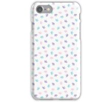 Ditzy elephant iPhone Case/Skin