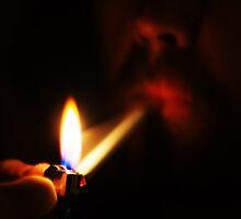 smoke by Lisa Byrne