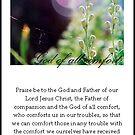 God of comfort by Catherine Davis