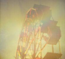 ferris wheel by Morgan Kendall