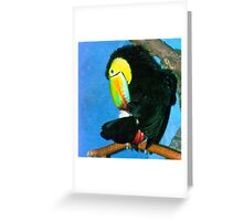 BIRD X Greeting Card